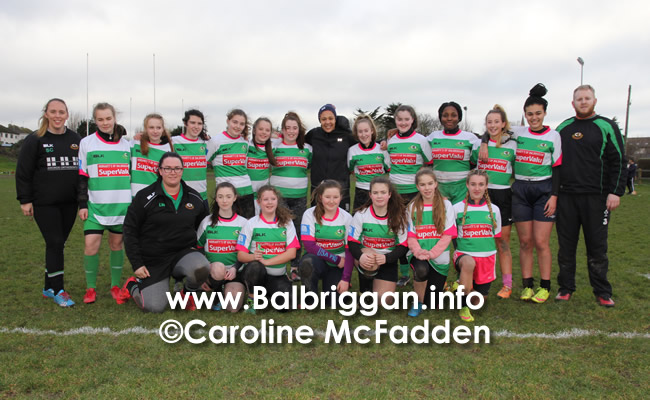 IRFU Spirit of Rugby Award for Balbriggan RFC_8