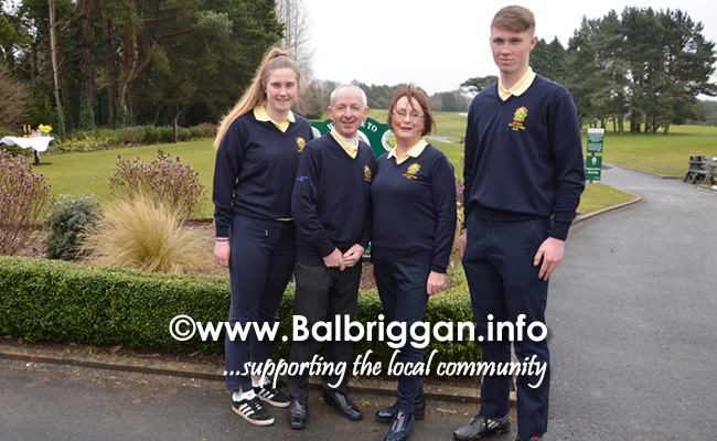 balbriggan golf club captains drive 10mar18_2