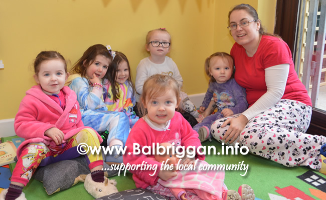 pyjama day balbriggan creche and playschool 09mar18_2