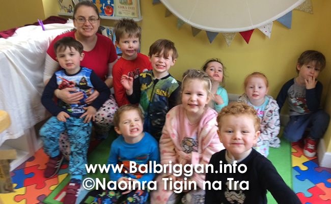 pyjama day balbriggan creche and playschool 09mar18_3