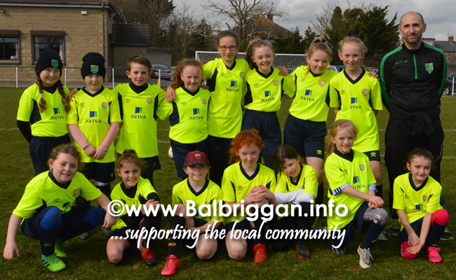 soccer sisters easter camp glebe north fc balbriggan 26mar18