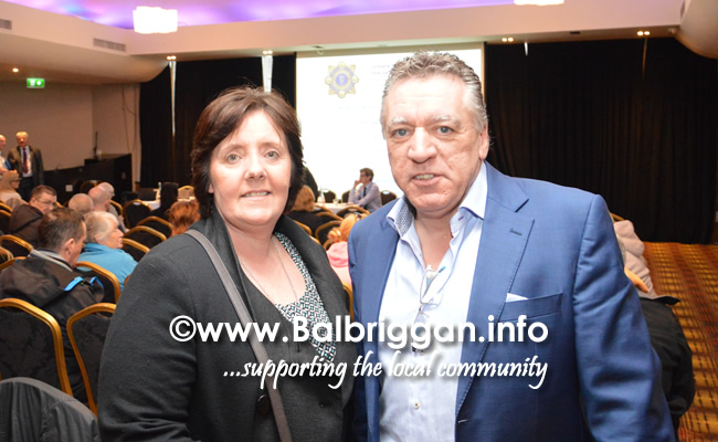 Clllr Grainne Maguire and Cllr Tony Murphy