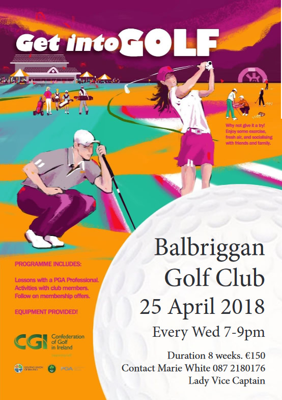 balbrigga get into golf