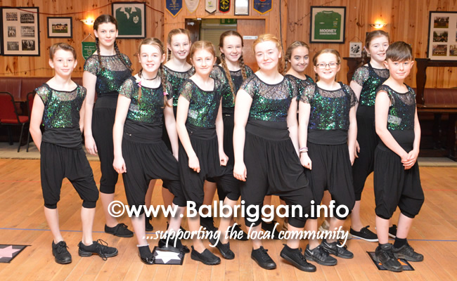 lorraine jackson stage school balbriggan annual show dress rehearsal 14apr18