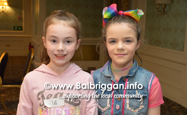 Balbriggans got talent open auditions 18may18_8
