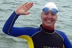 Katie from Balbriggan swam a mile with a smile for Barretstown 20may19_smaller