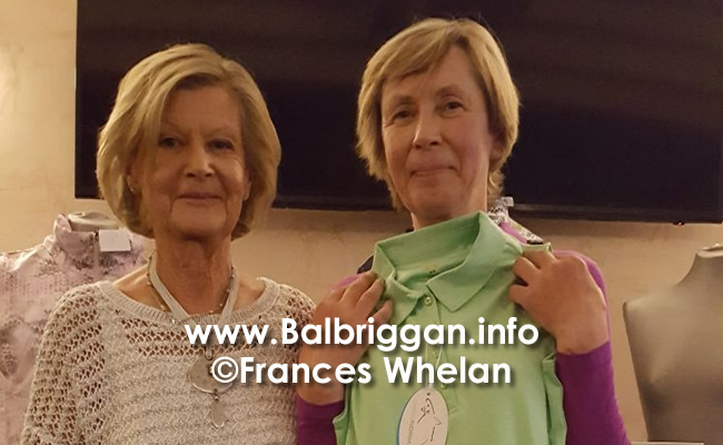 Lady Vice Captain Prize at Balbriggan Gollf club 01may18_2