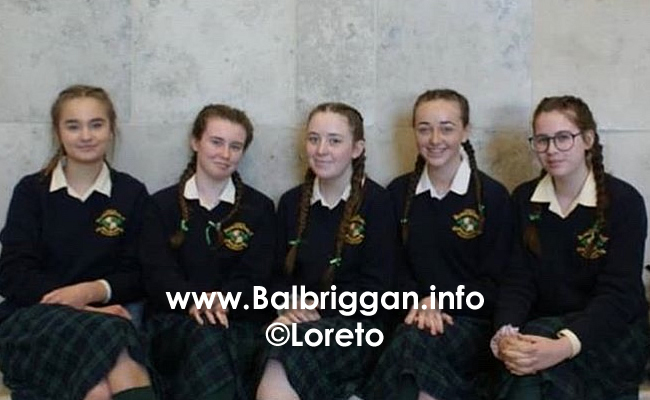 Loreto Balbriggan students earn their place in 2018 Mock Trial semi-final 09may18_3