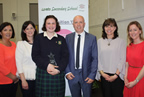 Loreto student recognised by Prosper Fingal for making a difference 30may18 smaller
