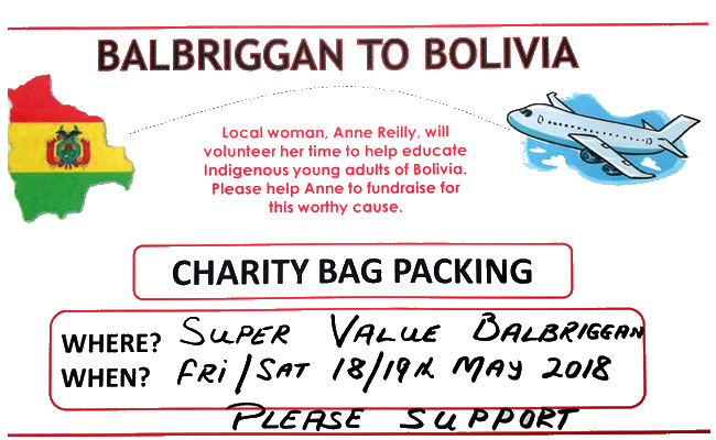 anne_reilly_bag_packers_needed_balbriggan_to_bolivia_15may18