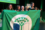 balbriggan community college awarded their first green flag 22may18 smaller