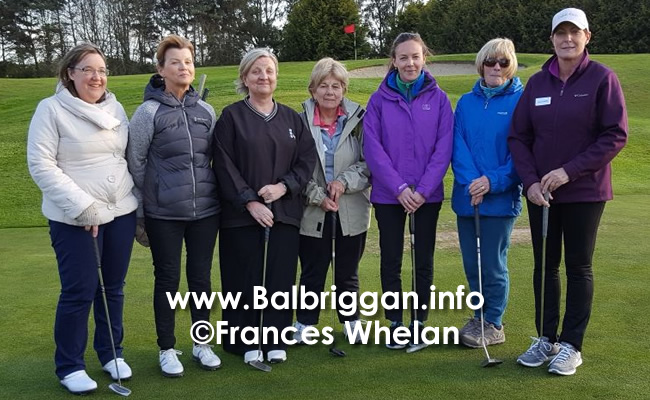 balbriggan golf club get into golf 25apr18