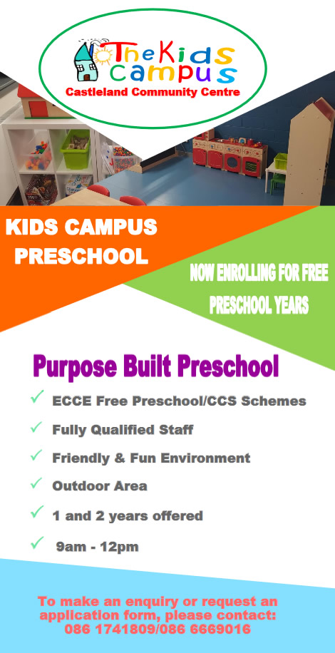 the kids campus balbriggan preschool