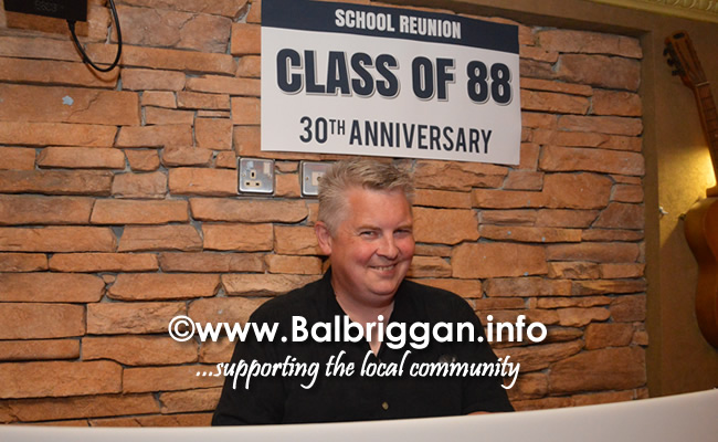 Balbriggan Community College class of 88 reunion 16jun18_10