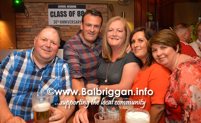 Balbriggan Community College class of 88 reunion 16jun18_2