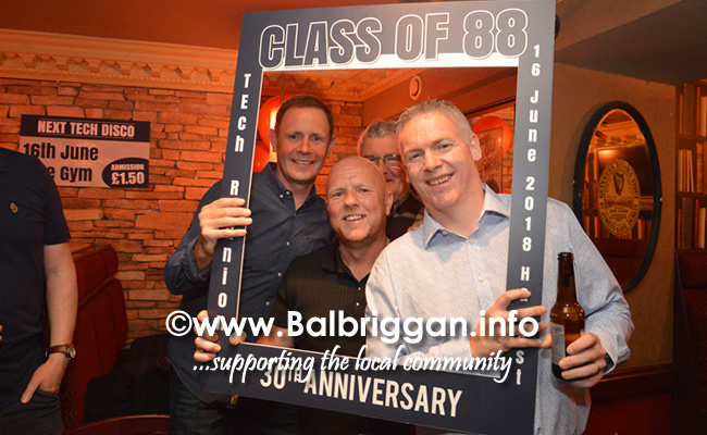 Balbriggan Community College class of 88 reunion 16jun18_6