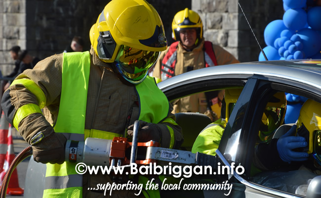 balbriggan fire brigade car crash demonstration 02jun18_7