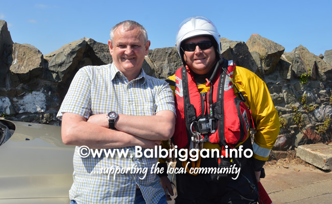 balbriggan summerfest blessing of the boats and balloon release 03jun18