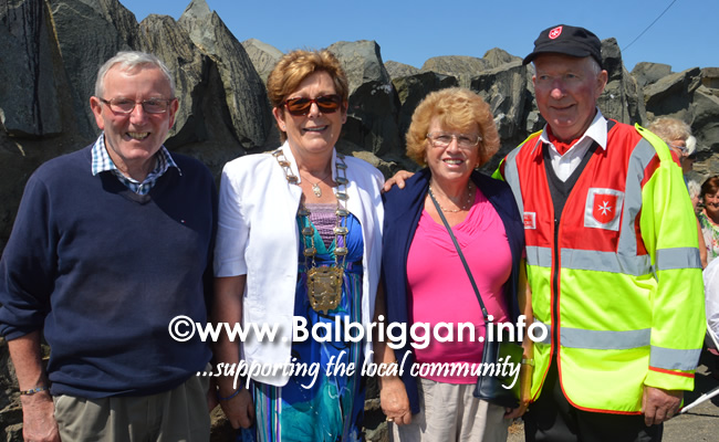 balbriggan summerfest blessing of the boats and balloon release 03jun18_2