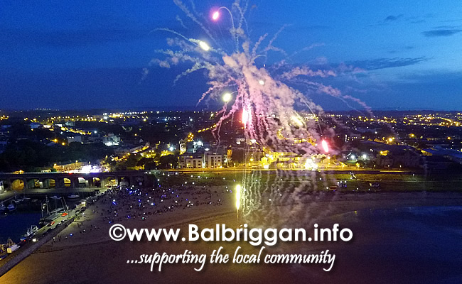 balbriggan summerfest fireworks display 01jun18_17