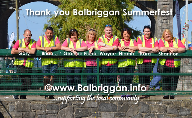 thank you balbriggan_summerfest_committee