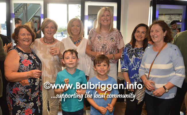 Urban Lights official opening Balbriggan