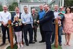 Fingal County Council launches Butterfly House in Malahide Castle smaller