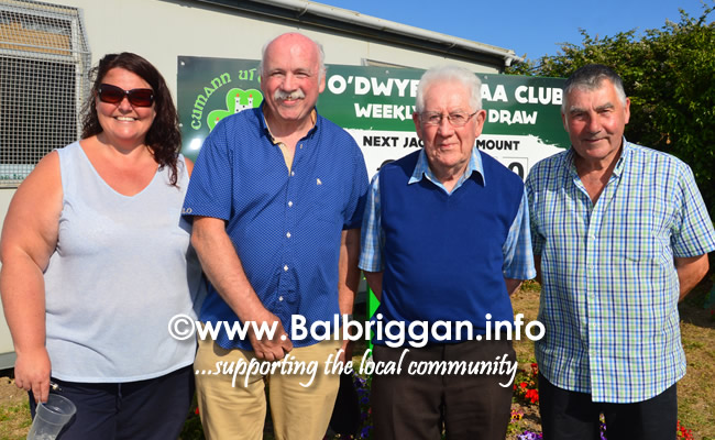 ODwyers GAA Club Centenary Reunion Day 07jul18