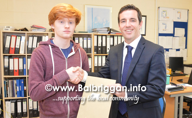 Balbriggan Community college students receive their leaving cert results 15aug18_10