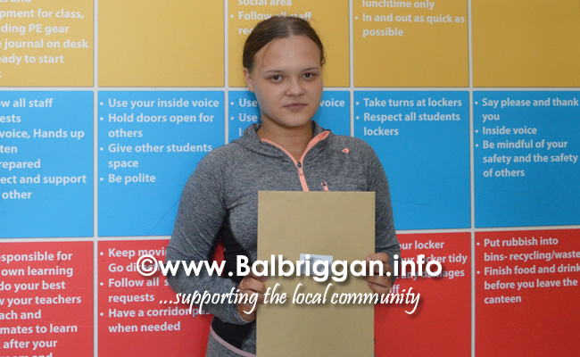 Balbriggan Community college students receive their leaving cert results 15aug18_4