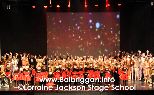 Lorraine jackson stage school 09aug18