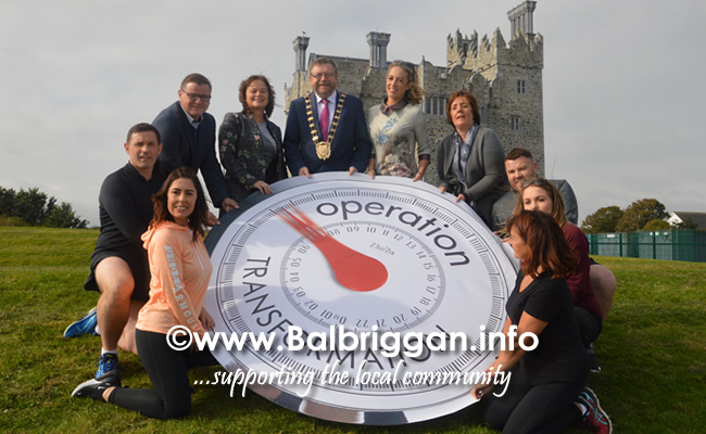 Balbriggan selected as host town for RTEs Operation Transformation 26sep18