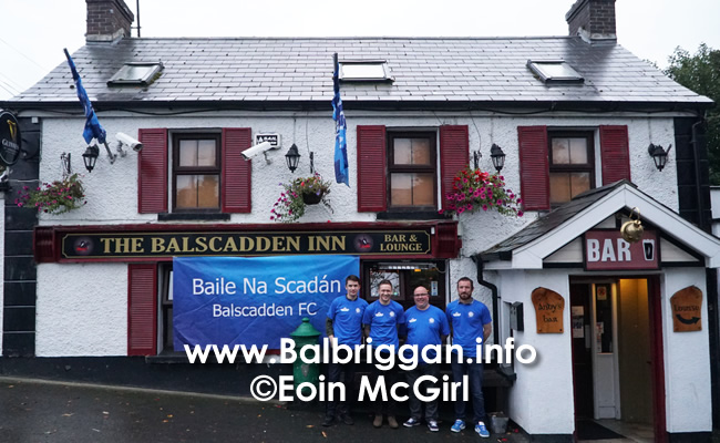 Balscadden FC launch Win A Dublin Home draw 08sep18