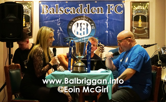 Balscadden FC launch Win A Dublin Home draw 08sep18_2