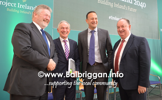 Taoiseach and Ministers Announce €11.9 billion Investment in Education