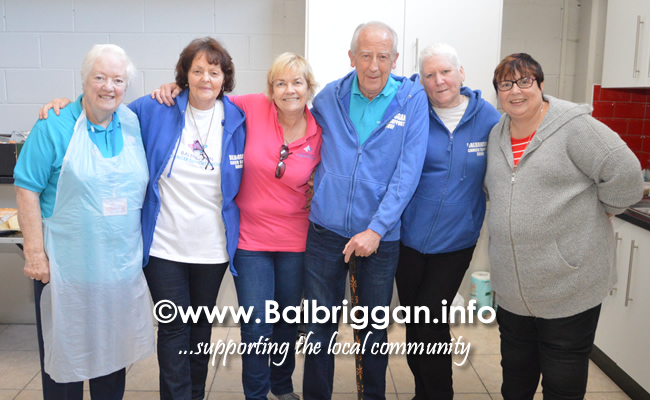 balbriggan cancer support group coffee morning 28sep18