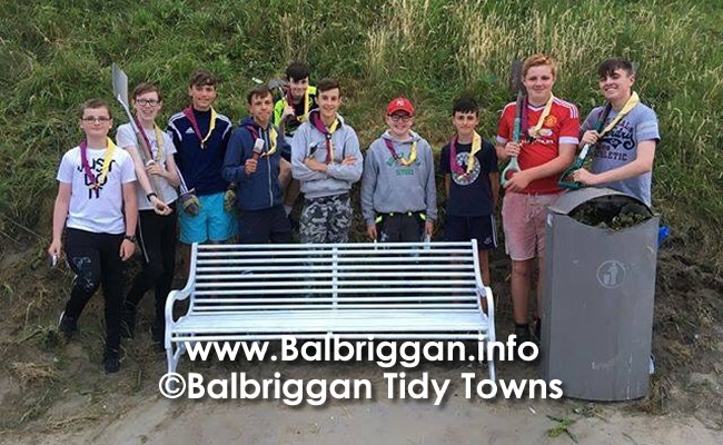 Balbriggan 34th & 161st Scout troop
