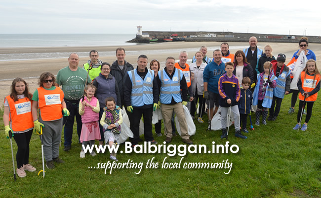 big beach clean balbriggan 15sep18