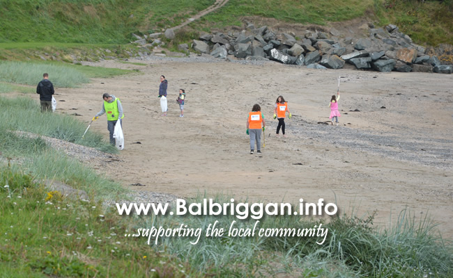 big beach clean balbriggan 15sep18_3