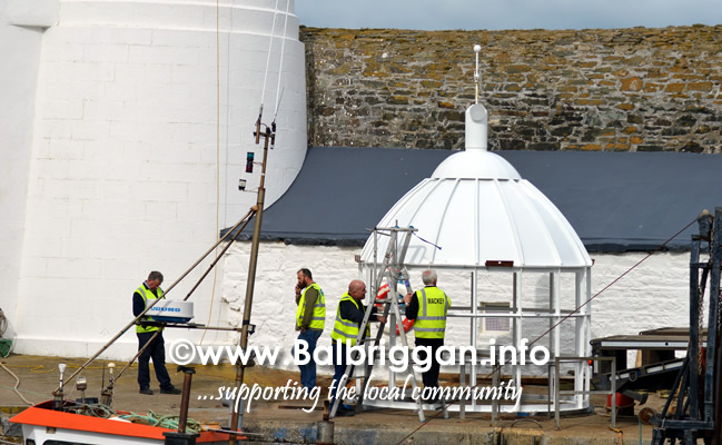 lighthouse_dome_arrives_in_balbriggan_17sep18