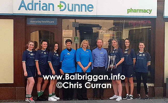 odwyers_senior_ladies_team_and_adrian_dunne_pharmacy_02sep18