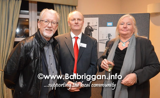 Balbriggan People & Places 1893 exhibiton launch 19oct18