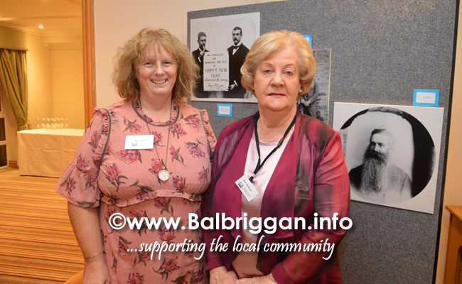 Balbriggan People & Places 1893 exhibiton launch 19oct18_6