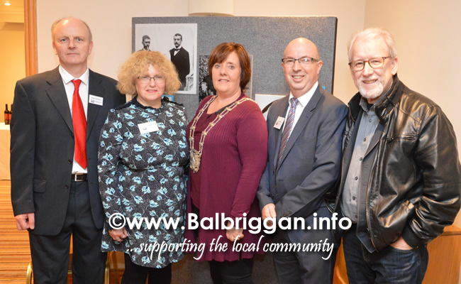 Balbriggan People & Places 1893 exhibiton launch 19oct18_7