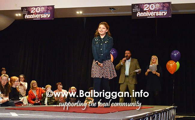 Models strut their stuff at the NFWIB Fashion Show in aid of Remember us 05oct18_11