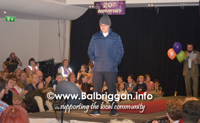Models strut their stuff at the NFWIB Fashion Show in aid of Remember us 05oct18_15