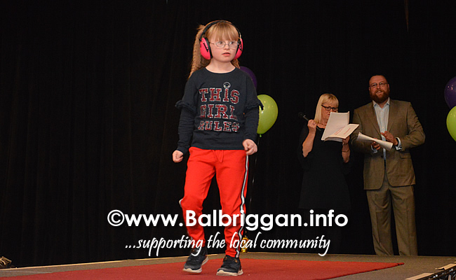 Models strut their stuff at the NFWIB Fashion Show in aid of Remember us 05oct18_6