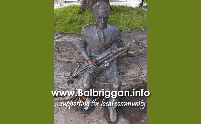 Seamus Ennis: €36,800 – Interpretation of life of Seamus Ennis in Naul to commemorate the centenary of the birth of the master uilleann piper and music collector.