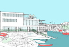 Our Balbriggan - Proposed Harbour view smaller