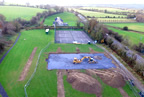 Works begin on Playground and Multi Use Games Arena in Glebe Park Balrothery 18-Nov-18 smaller